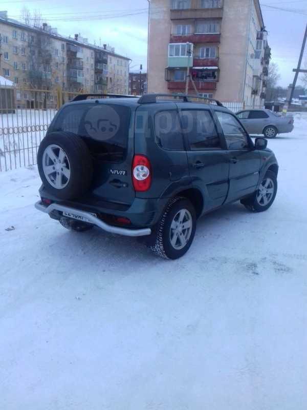 Chevrolet Niva, 2014 год, 499 000 руб.