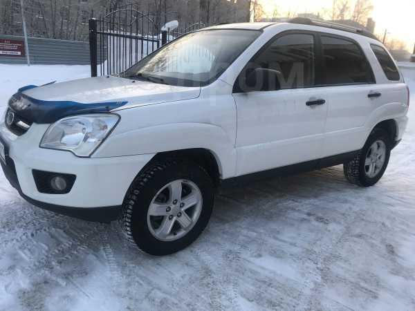 Kia Sportage, 2008 год, 660 000 руб.