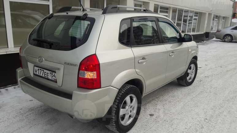 Hyundai Tucson, 2008 год, 599 999 руб.