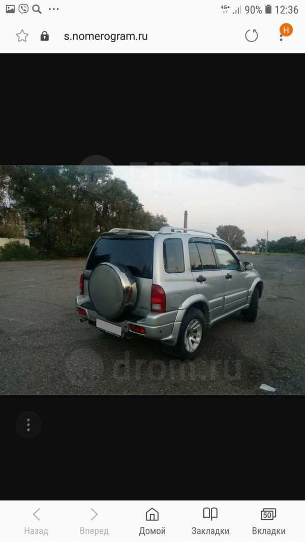 Suzuki Grand Vitara, 1998 год, 280 000 руб.