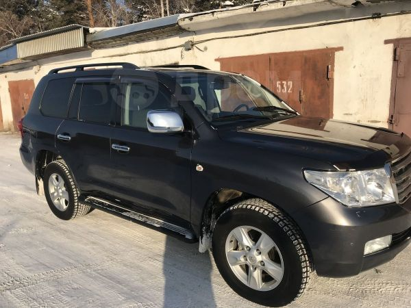 Toyota Land Cruiser, 2008 год, 1 670 000 руб.