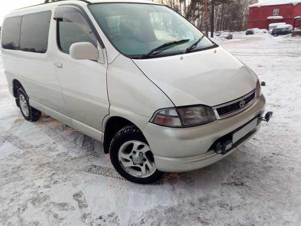 Toyota Granvia, 1996 год, 475 000 руб.