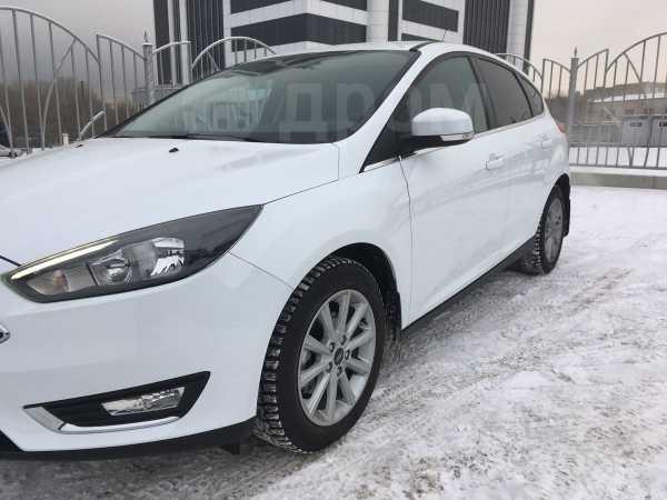 Ford Focus, 2017 год, 1 050 000 руб.