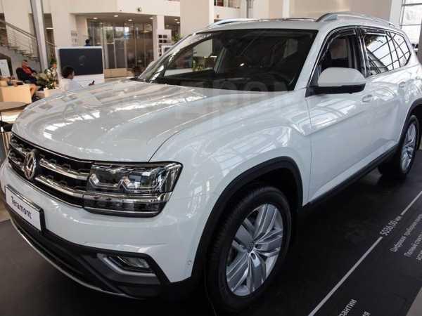 Volkswagen Teramont, 2018 год, 3 302 050 руб.