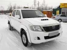 Нижневартовск Hilux Pick Up 2014