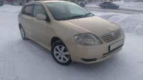 Кемерово Corolla Runx 2001