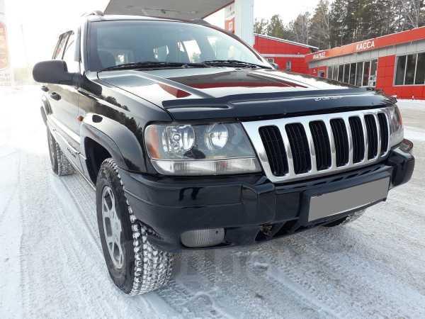 Jeep Grand Cherokee, 2000 год, 550 000 руб.