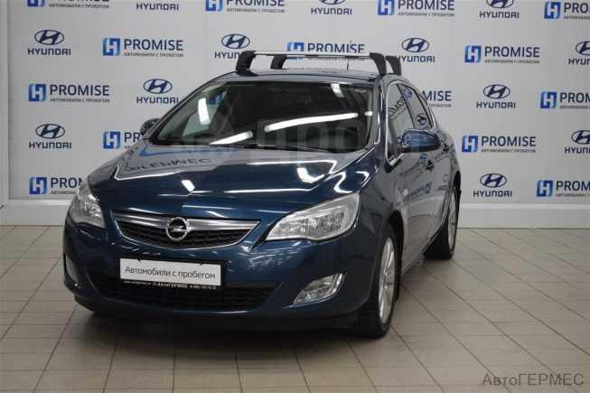 Opel Astra, 2011 год, 393 000 руб.