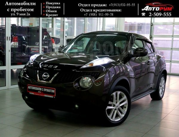 Nissan Juke, 2012 год, 727 000 руб.