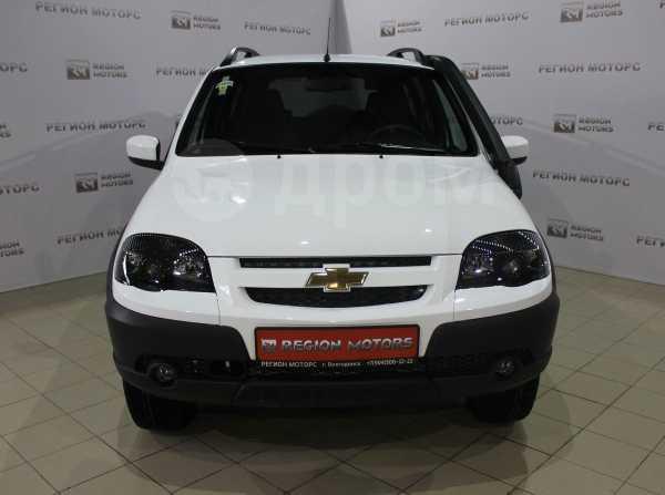 Chevrolet Niva, 2017 год, 699 000 руб.