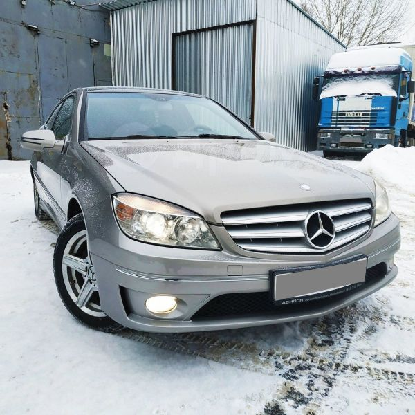 Mercedes-Benz CLC-Class, 2008 год, 515 000 руб.