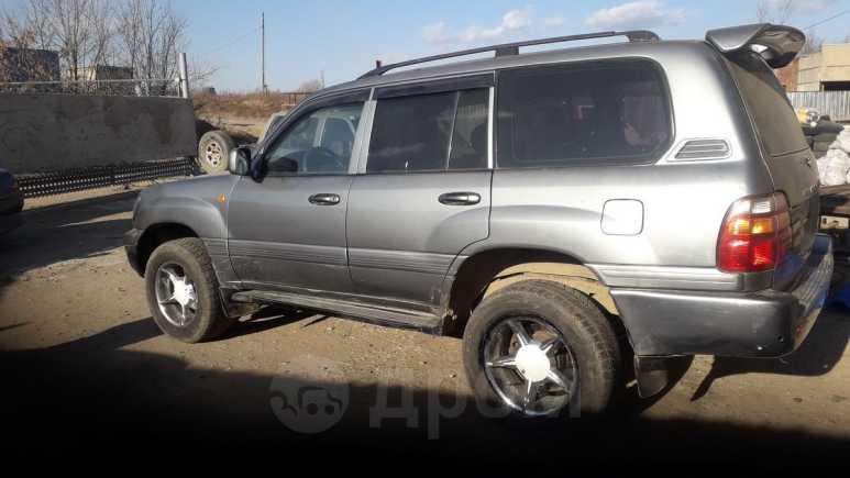 Toyota Land Cruiser, 1998 год, 950 000 руб.