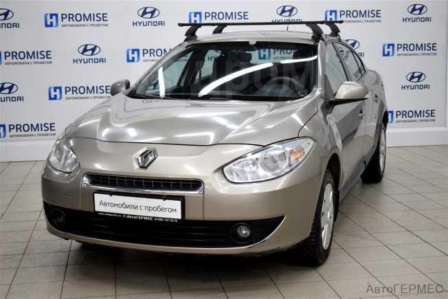 Renault Fluence, 2011 год, 301 000 руб.