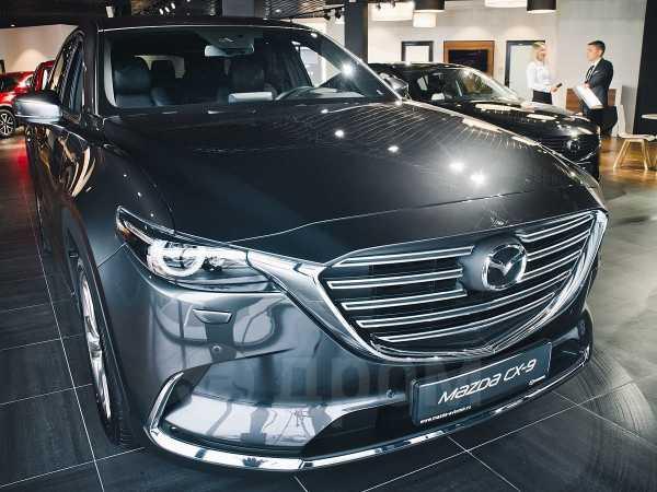 Mazda CX-9, 2018 год, 2 838 000 руб.