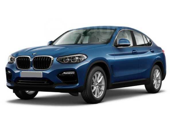 BMW X4, 2019 год, 3 980 763 руб.