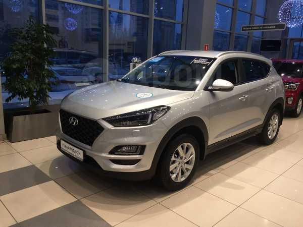 Hyundai Tucson, 2018 год, 1 719 000 руб.