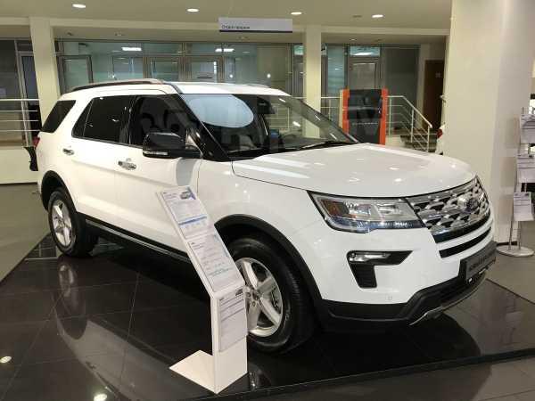 Ford Explorer, 2018 год, 2 606 000 руб.
