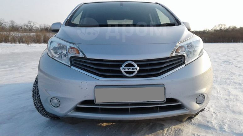 Nissan Note, 2013 год, 430 000 руб.