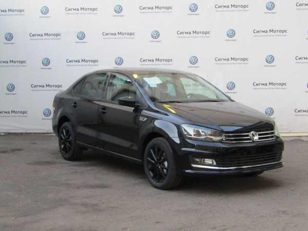 Volkswagen Polo, 2019 год, 1 004 567 руб.