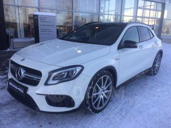 Mercedes-Benz GLA-Class, 2017 год, 3 623 000 руб.