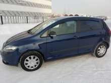 Volkswagen Golf Plus, 2008 г., Новокузнецк
