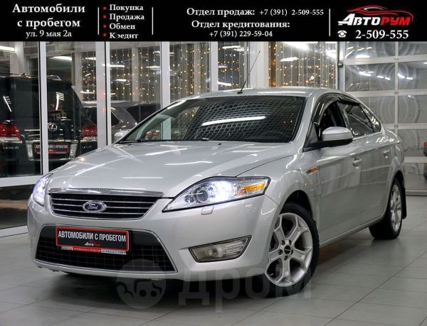 Ford Mondeo, 2009 год, 527 000 руб.