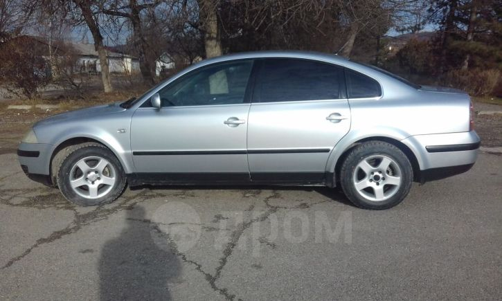 Volkswagen Passat, 2002 год, 263 000 руб.