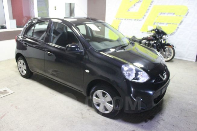 Nissan March, 2015 год, 425 000 руб.