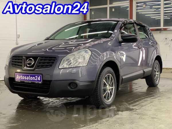 Nissan Qashqai, 2008 год, 529 999 руб.