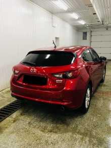 Сургут Mazda3 2018