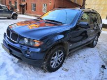 Иркутск BMW X5 2005