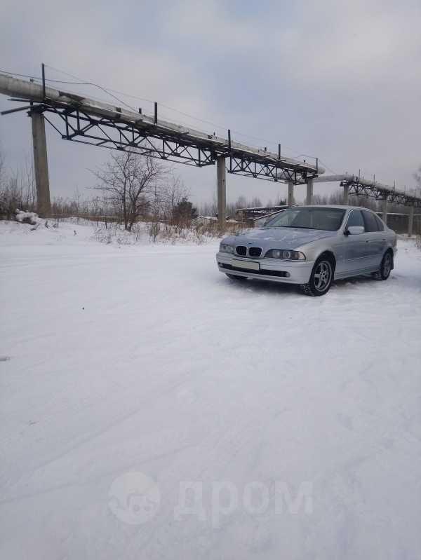 BMW 5-Series, 2000 год, 185 000 руб.