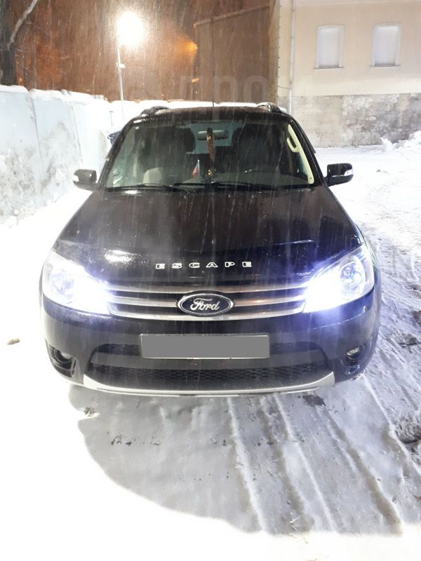Ford Escape, 2008 год, 500 000 руб.