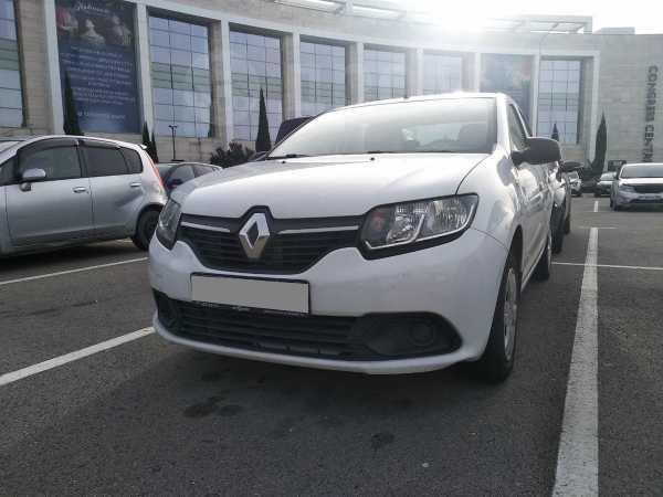 Renault Logan, 2017 год, 495 000 руб.
