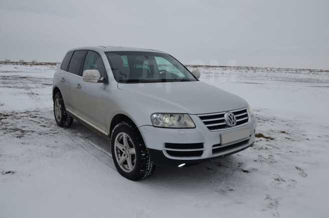 Volkswagen Touareg, 2004 год, 520 000 руб.