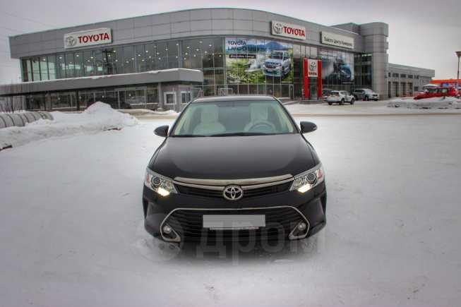 Toyota Camry, 2016 год, 1 799 999 руб.