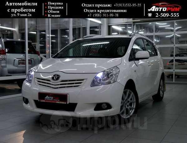 Toyota Verso, 2010 год, 727 000 руб.