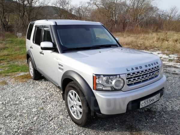 Land Rover Discovery, 2012 год, 1 249 999 руб.