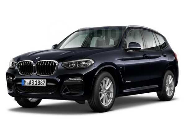 BMW X3, 2019 год, 4 011 725 руб.