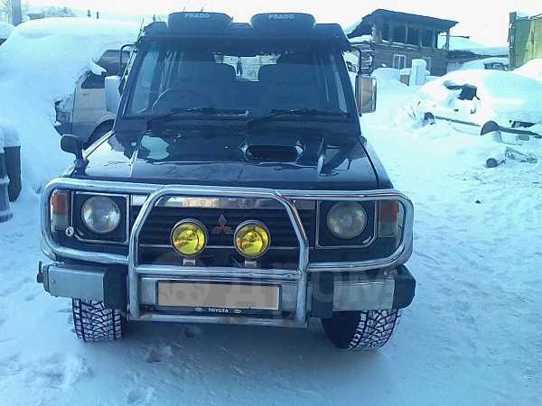 Mitsubishi Pajero, 1989 год, 270 000 руб.