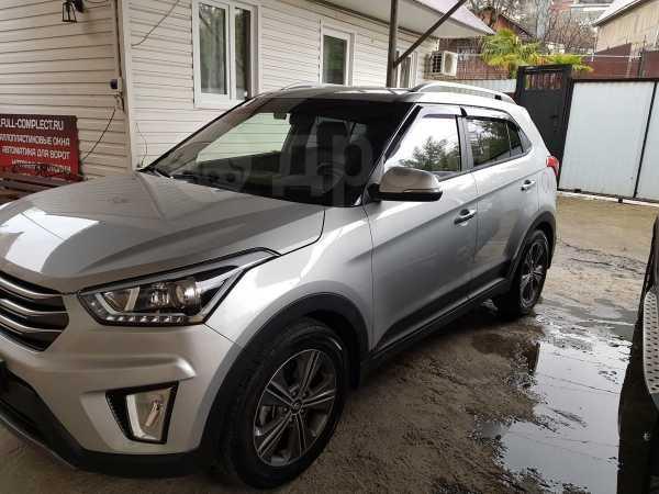 Hyundai Creta, 2017 год, 1 300 000 руб.