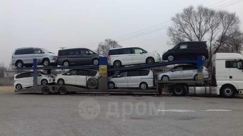 Honda Stepwgn, 2018 год, 1 368 000 руб.