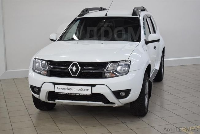 Renault Duster, 2015 год, 555 000 руб.