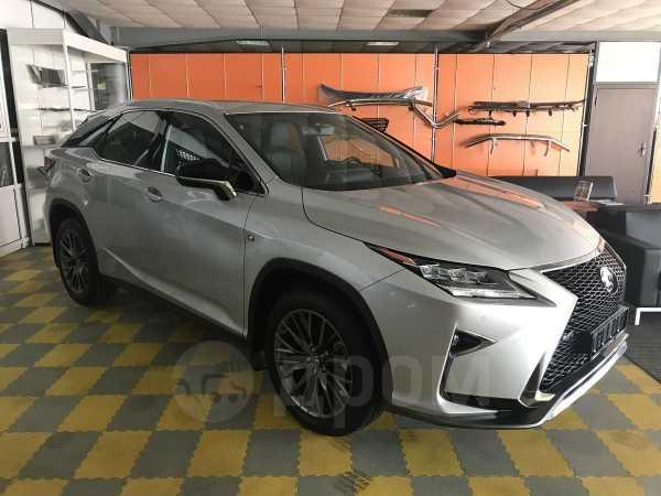 Lexus RX300, 2018 год, 3 595 000 руб.
