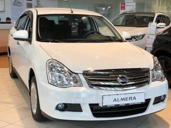Nissan Almera, 2018 год, 796 000 руб.