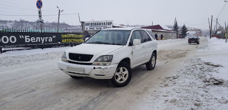 Toyota Harrier, 2000 год, 325 000 руб.