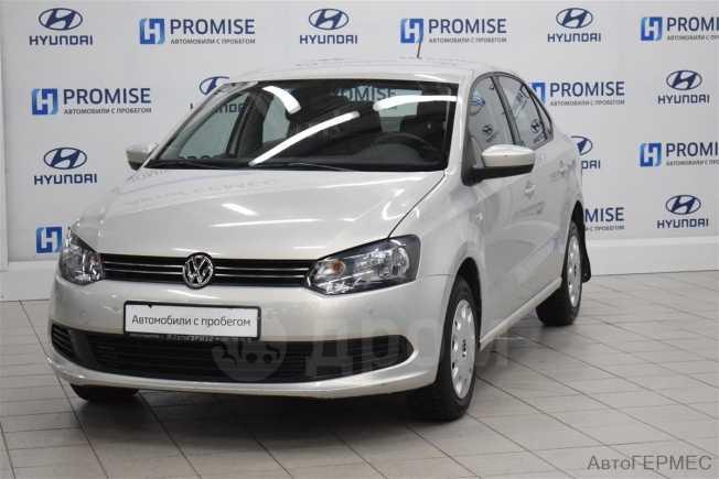 Volkswagen Polo, 2015 год, 559 000 руб.