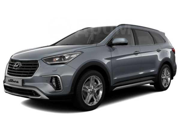 Hyundai Grand Santa Fe, 2017 год, 2 183 050 руб.