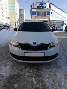 Барнаул Skoda Rapid 2016