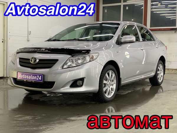 Toyota Corolla, 2008 год, 509 999 руб.